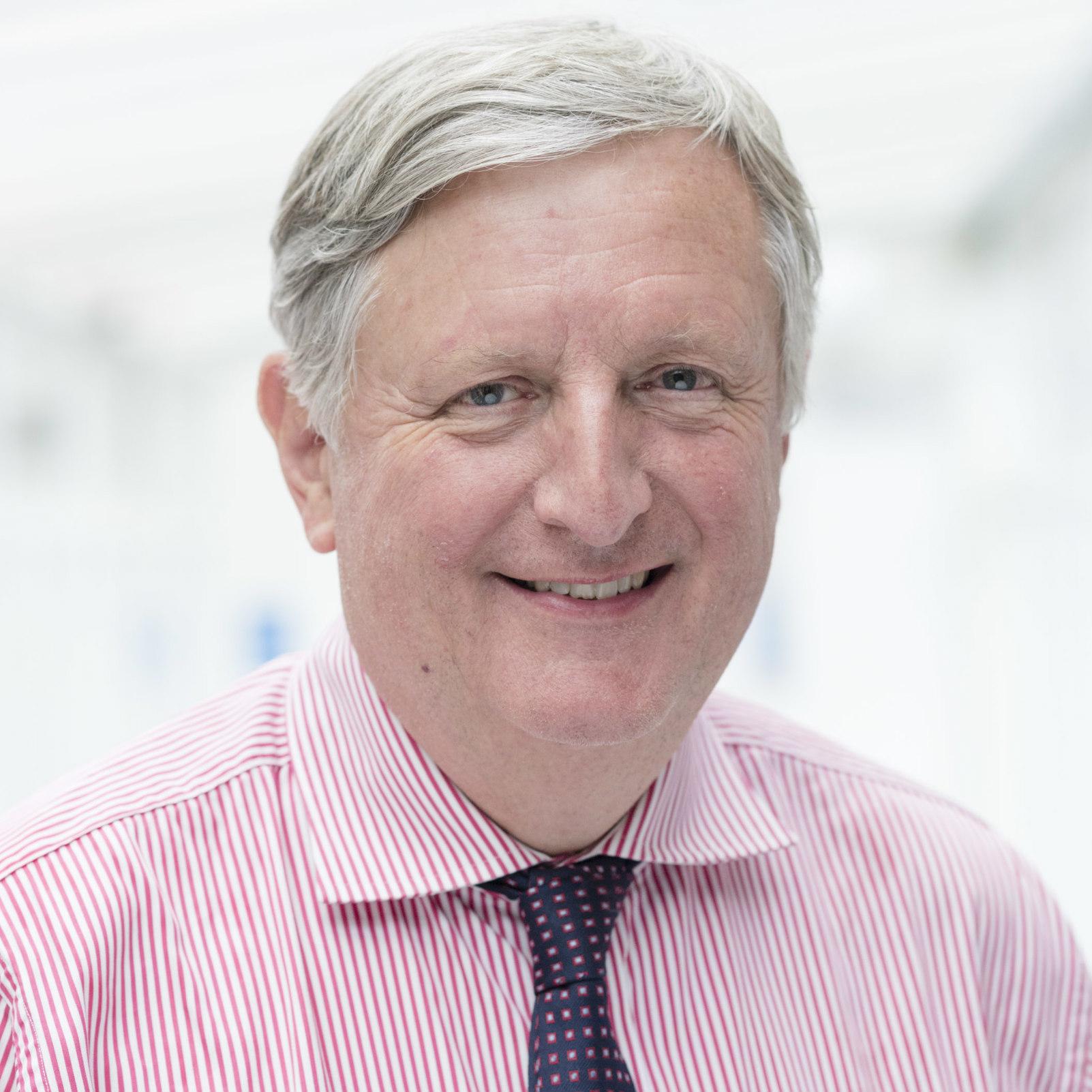 Professor John Pepper Royal Brompton Harefield Specialist Care