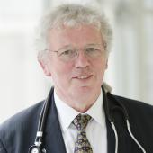 Dr Charles Ilsley, Consultant cardiologist