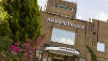 One of our locations is Harefield Hospital